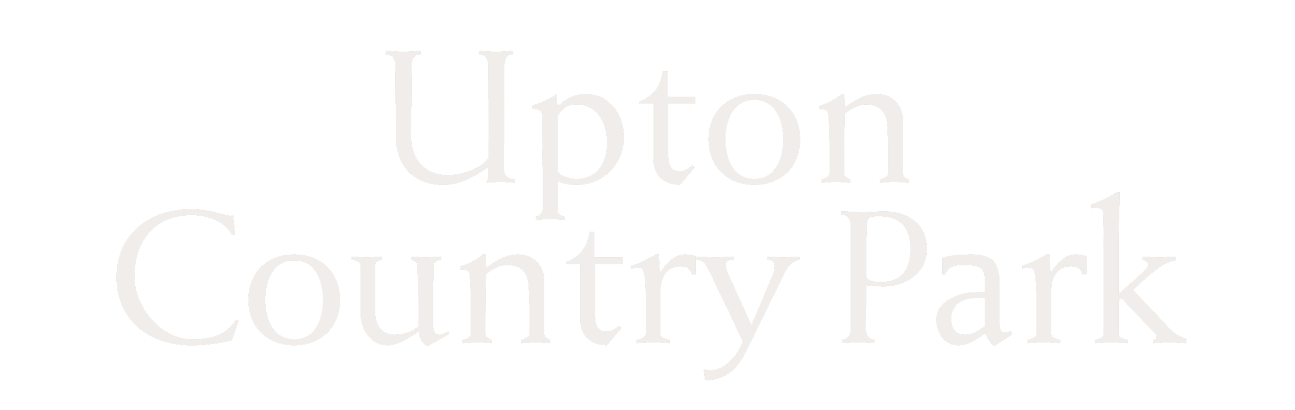Christmas at Upton Country Park!