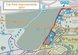 Country Park improvements & Car Parking charges