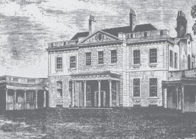 Upton House pre 1834