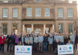 Support our National Lottery Heritage Fund bid today!