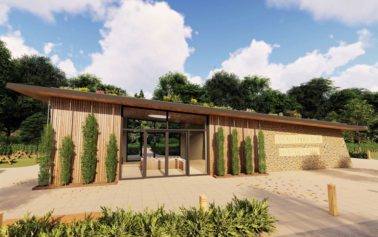 Welcome Centre proposals Public Engagement, 21st & 23rd February