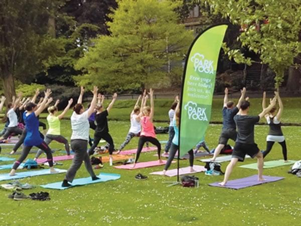 Visit the Park Yoga Poole Facebook Page