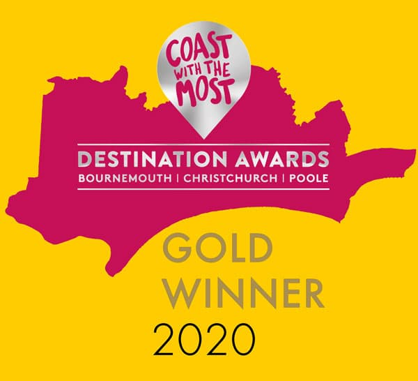 Attraction of the Year, Destination Awards 2020